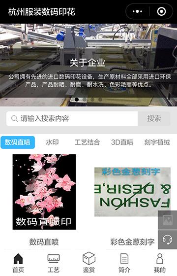 杭州服装数码案例图片2