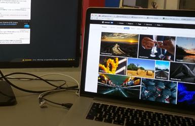 方维网络商城模板案例图片